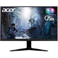 """ACER KG271 Full HD 27"""" LED Monitor - Black"""