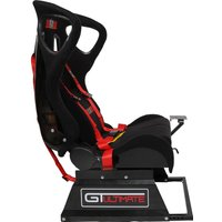 NEXT LEVEL NLR-S003 Gaming Chair - Black, Black