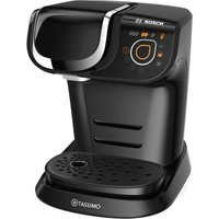 TASSIMO by Bosch My Way TAS6002GB Coffee Machine - Black, Black