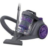 RUSSELL HOBBS RHCV3511 Cylinder Bagless Vacuum Cleaner - Purple & Grey, Purple