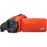 JVC GZ-R495DEK Camcorder - Orange, Orange