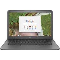 """HP 14-ca050sa 14"""" Intel Celeron Chromebook - 32 GB eMMC, Grey, Grey"""