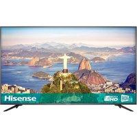 75 Hisense H75a6600uk Smart 4k Ultra Hd Hdr Led Tv, Gold