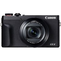 Canon?PowerShot G5 X Mark II High Performance Compact Camera - Black, Black