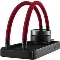 CABLEMOD AIO Series 2 Sleeving Kit - Red, Red