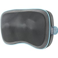 HOMEDICS GST-550HRC-GB Gel Shiatsu Pillow - Grey, Grey