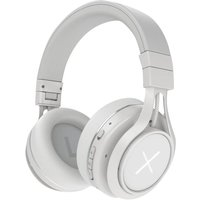 KYGO Xenon 69099-10 Wireless Bluetooth Noise-Cancelling Headphones - White, White
