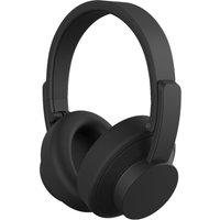 URBANISTA New York Wireless Bluetooth Noise-Cancelling Headphones - Black, Black