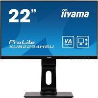 "Iiyama ProLite XUB2294HSU-B1 22"" Full HD LCD Monitor"