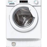 CANDY CBW 47D2E Integrated 7 kg 1400 Spin Washing Machine – White, White