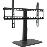 TITAN TS 8060 690 mm Swivel TV Stand with Bracket - Black, Black