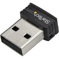 STARTECH Mini USB150WN1X1 USB Wireless Adapter - N150, Single-band