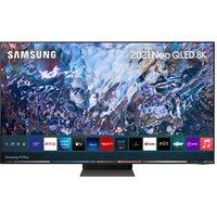 "55"" SAMSUNG QE55QN700ATXXU  Smart 8K HDR Neo QLED TV with Bixby, Alexa & Google Assistant"