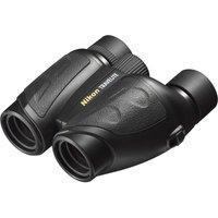NIKON Travelite EX 8 x 25 mm Binoculars - Black, Black