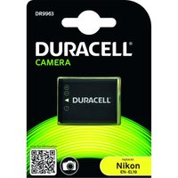Duracell Dr9963 Lithium-ion Rechargeable Camera Battery