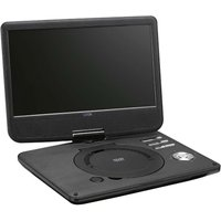 Logik L10spdvd17 Portable Dvd Player - Black, Black