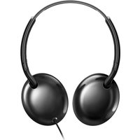 PHILIPS SHL4405BK Headphones - Black, Black