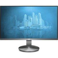 AOC i2490vxq Full HD 23.8 IPS LCD Monitor - Black, Black