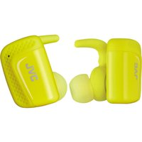 JVC HA-ET90BT-BE Wireless Bluetooth Headphones - Yellow, Yellow