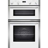NEFF U1ACE2HW0B Electric Double Oven - White, White