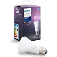 PHILIPS Hue White   Colour Ambiance Bluetooth LED Bulb   E27  White
