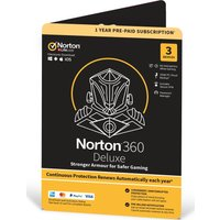NORTON 360 Deluxe Safer Gaming 2019 - 1 year for 3 devices