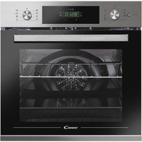 Click to view product details and reviews for Candy Fcts886x Wifi Electric Steam Smart Oven Stainless Steel Black Stainless Steel.
