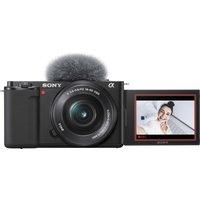 SONY ZV-E10L Mirrorless Vlogging Camera with E PZ 16-50 mm f/3.5-5.6 OSS Lens