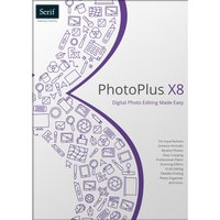 SERIF PhotoPlus X8, Red