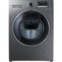 SAMSUNG AddWash WW80K5410UX Washing Machine - Graphite, Graphite