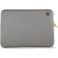 GOJI GSMGY1516 15 MacBook Pro Sleeve - Grey & Green, Grey