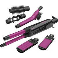 BABYLISS 2800CU Pro Ceramic 12 in 1 Styler - Pink, Pink