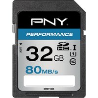 PNY High Performance Class 10 SDHC Memory Card - 32 GB