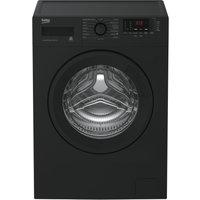 BEKO WTB741R2A 7 kg 1400 Spin Washing Machine - Anthracite, Anthracite