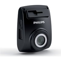 PHILIPS ADR610 Dash Cam - Black, Black