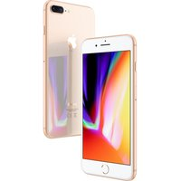 APPLE iPhone 8 Plus - 64 GB, Gold, Gold