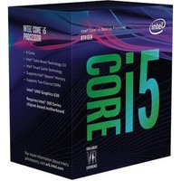 Intel® Core™ i5-8600K Unlocked Processor