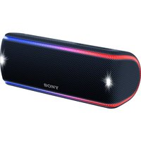 Sony Srs-xb31 Portable Bluetooth Wireless Speaker - Black, Black