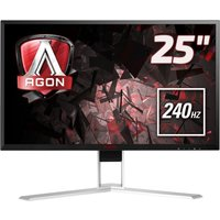 "AOC AG251Fz Full HD 24.5"" LED Gaming Monitor - Black, Black"