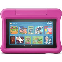 """AMAZON Fire 7 Kids Edition 7"""" Tablet (2019) - 16 GB, Pink, Pink"""
