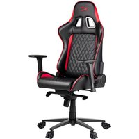 HYPERX Blast Gaming Chair - Black & Red, Black