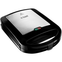4 Portion Deep Fill 24550 Sandwich Toaster - Black, Black