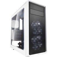 FRACTAL DESIGN Focus G ATX Mid-Tower PC Case - White, White