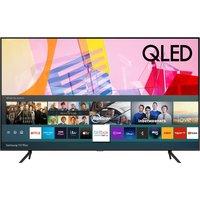 "50"" SAMSUNG QE50Q60TAUXXU Smart 4K Ultra HD HDR QLED TV with Bixby, Alexa & Google Assistant"