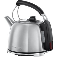 Click to view product details and reviews for Russell Hobbs K65 Anniversary Traditional Kettle Silver Silver.