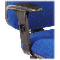 TEKNIK Comfort 270 Armrests - Black, Black