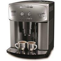 DELONGHI Caffe Venezia ESAM2200 Bean To Cup Coffee Machine - Silver & Black, Silver