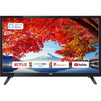 """24"""" JVC LT-24C605  Smart HD Ready HDR LED TV with Built-in DVD Player"""