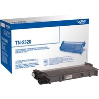 BROTHER TN2320 Black Toner Cartridge, Black