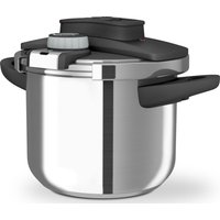 MORPHY RICHARDS 977000 6 litre Pressure Cooker - Stainless Steel, Stainless Steel